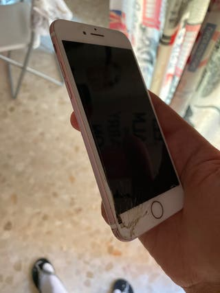 iPhone 7 rosa 32gb