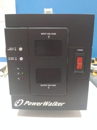 Regulador de voltaje PowerWalker