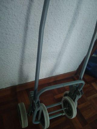 Estructura Carro compra 2/4 ruedas