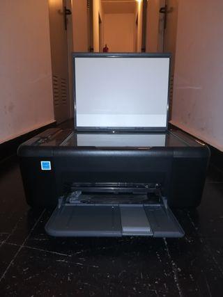 Impresora y fotocopiadora hp