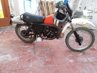 montesa h6 250 1978