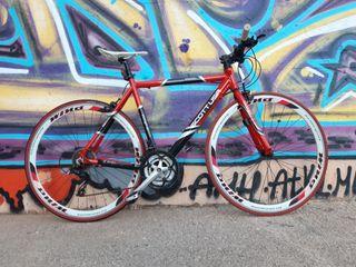 bicicleta teman fixie