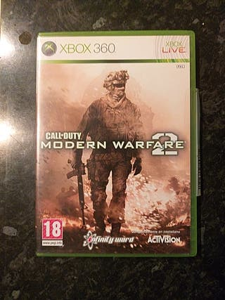 Call of Duty: Modern Warfare 2 para Xbox360