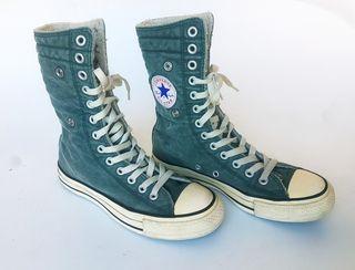 converse all star botas