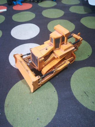 miniatura tractor de cadenas joal