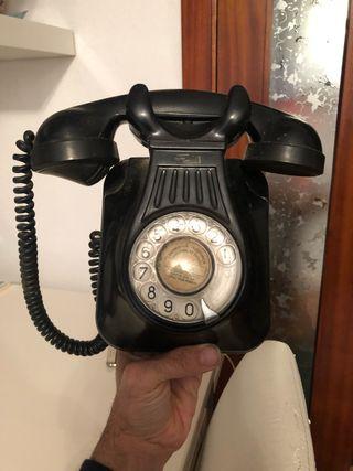 Telefono antiguo años 50
