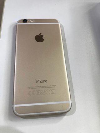 iPhone 6 de 64GB en perfecto estado