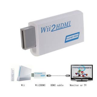 WII2HDMI ADAPTADOR DE WIIA HDMI , NUEVO