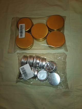 cajas metálicas
