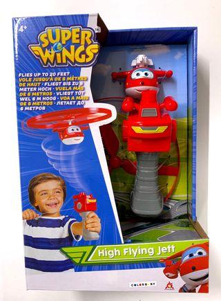 Super Wings - Jett juguete Volador