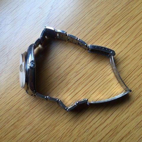 Rolex Oysterdate Precision de acero