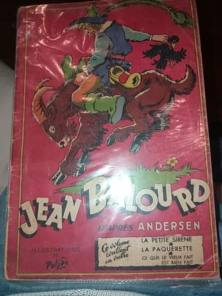 Jean Balourd Andersen Comic 1940