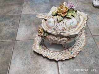 sopera ceramica decoracion