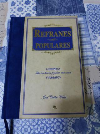 REFRANES POPULARES DE JOSÉ CALLES