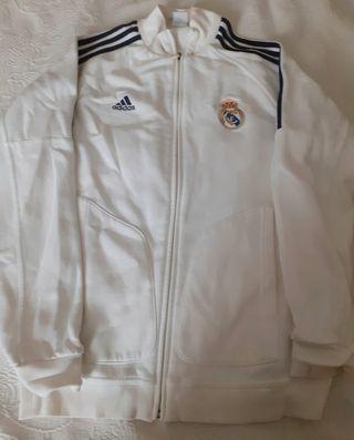 Sudadera Adidas Real Madrid. Sin uso.