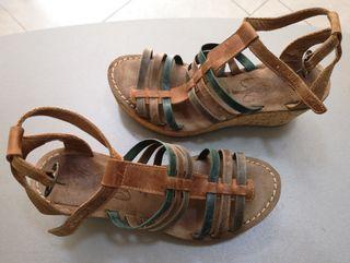 sandalias fly london talla 38