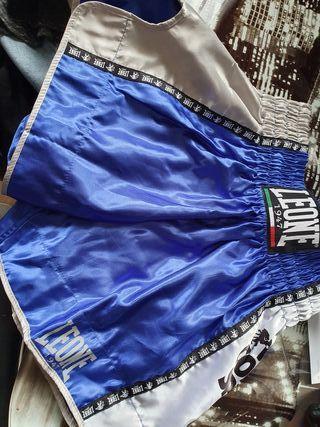 pantalones leone kick boxing original