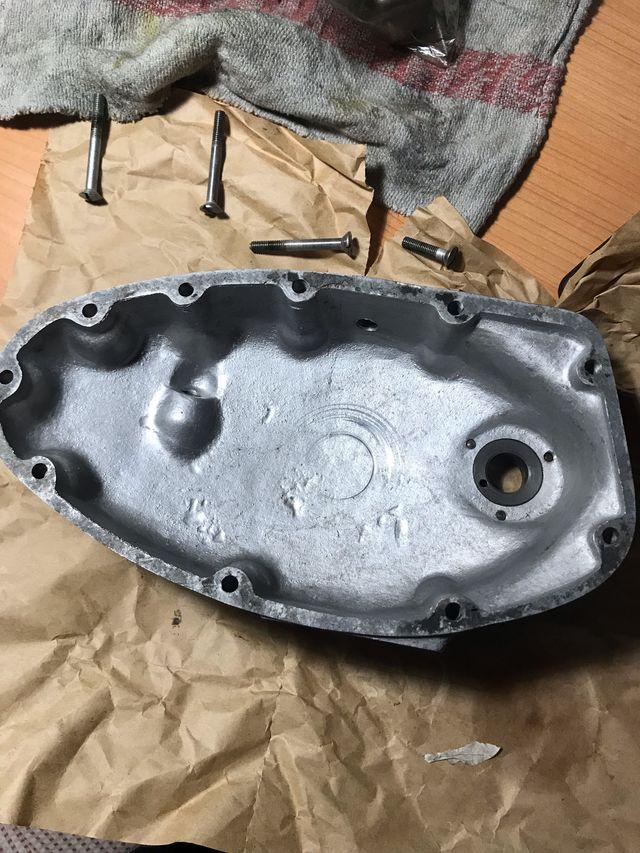 Tapa Motor OSSA 125