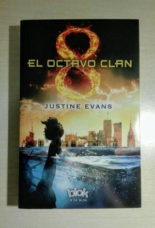 El octavo clan - Justin Evans