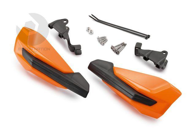 Paramanos abiertos KTM SX/EXC 14-18 Naranjas