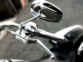 Puños Spike Harley Davidson Moto custom