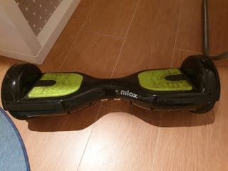 Patinete Hoverboard Nilox 6.5