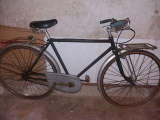 bicicleta antiguo