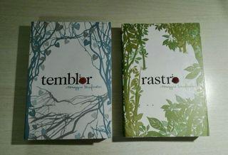 Temblor y Rastro - Maggie Stiefvater