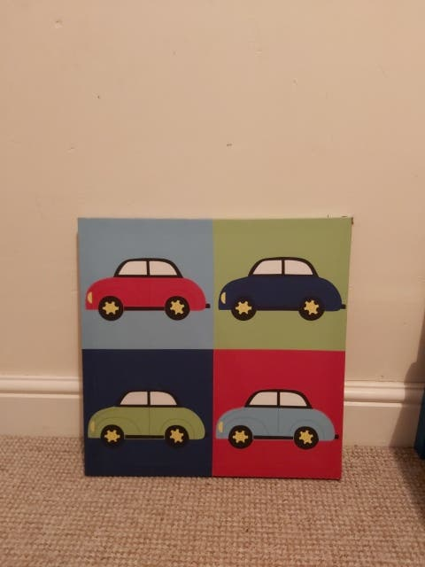 X2 Transport Canvas Pictures