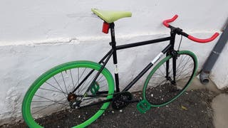 bicicleta fixie talla m (no negociable)