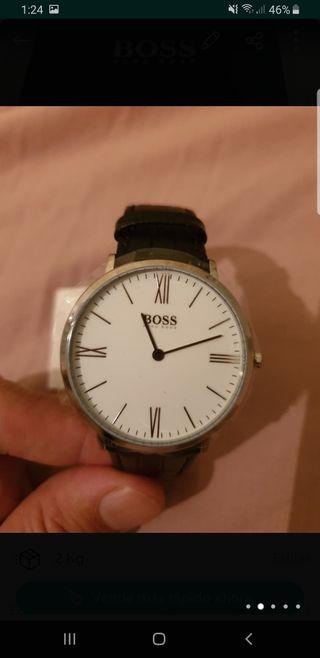 Reloj Hugo Boss, SIN ESTRENAR