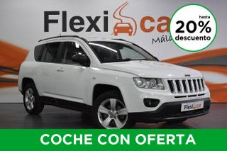 Jeep Compass 2.2 CRD Limited Plus 4x2