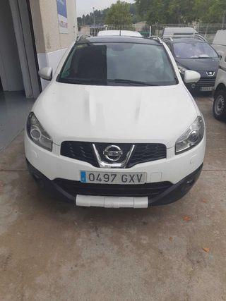 Nissan Qashqai 2.0 140CV automático