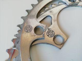 Bielas Zeus bicicleta carretera