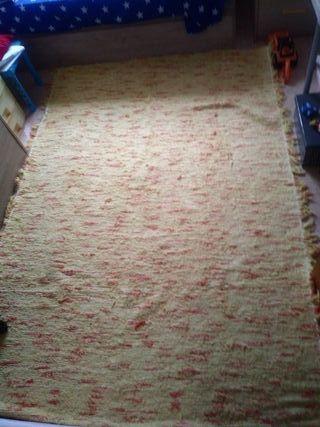 alfombra o jarapa