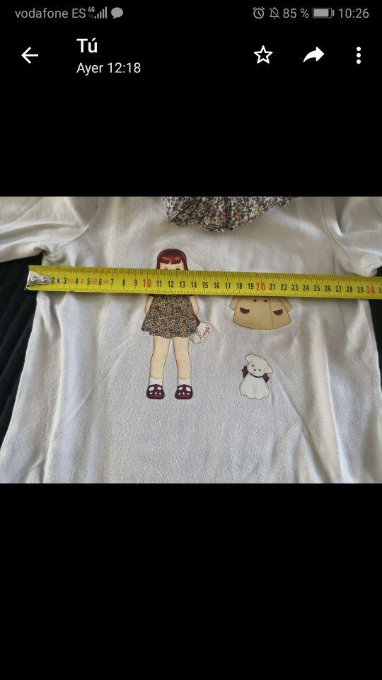 camiseta nanos