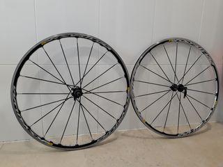 Par ruedas Mavic Ksyrium Elite