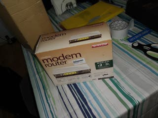modem router adsl wifi 300n