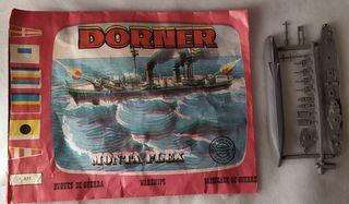 Sobre Monta-plex Dornier. 431.