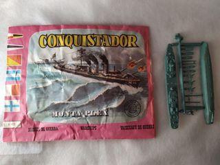 Sobre Monta-plex Conquistador. 433.