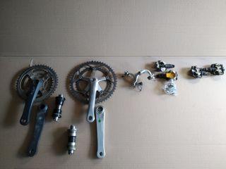 componentes bicicleta