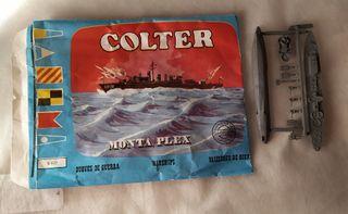 Sobre Monta-plex Colter. 432