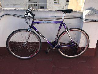 Bicicleta carretera Mendiz aluminio