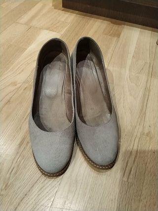 zapato de piel,41
