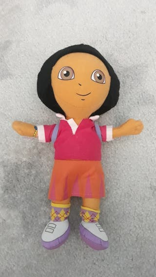 peluche Dora la exploradora