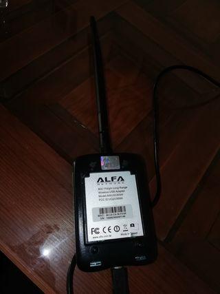 Antena WiFi awus036nh.