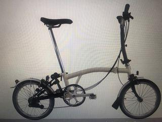Bicicleta BROMPTON