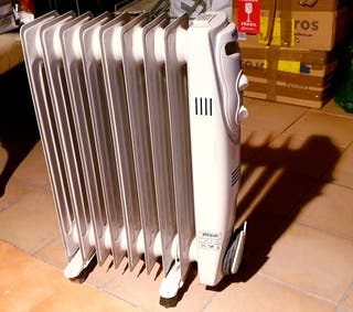 radiador portátil