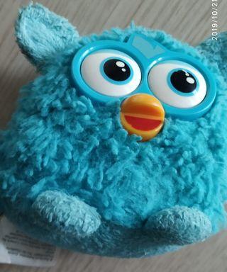 peluche Furby auténtico
