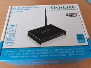 Router Neutro Wifi 150 Mbps